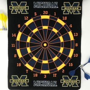 Other - University of Michigan Magnetic Dart Board